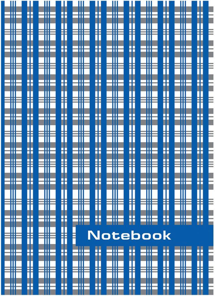 Staff Блокнот Шотландка 80 листов формат A6