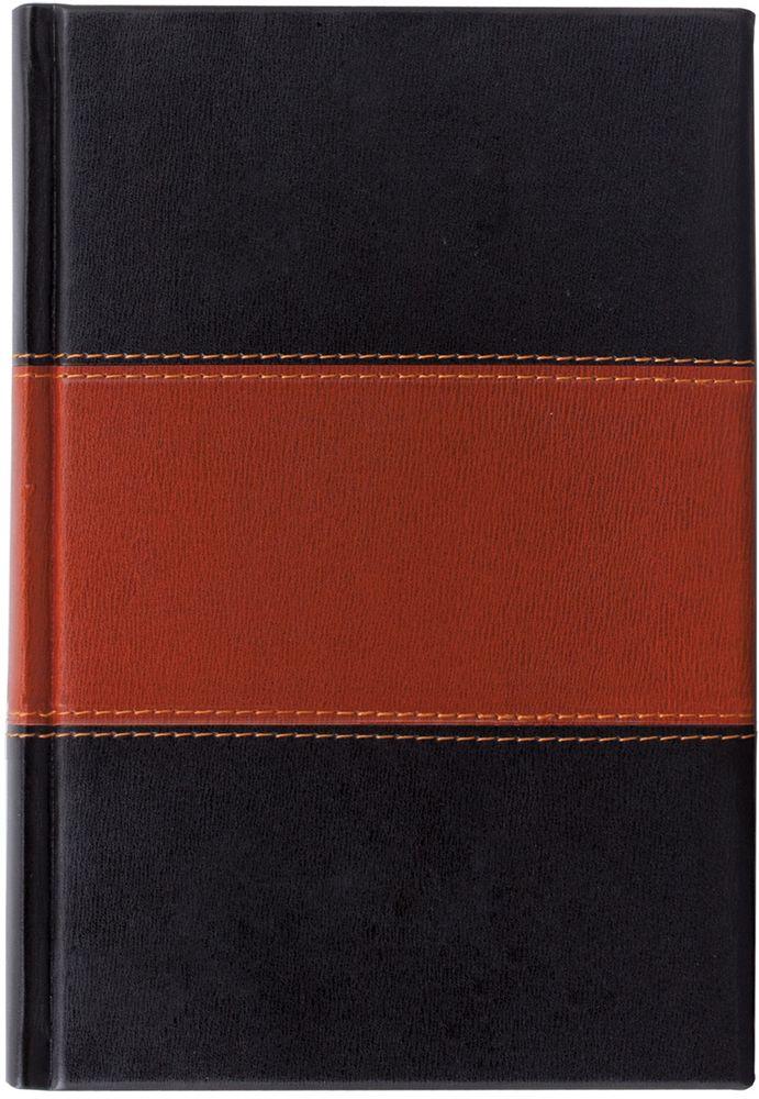 Brauberg Ежедневник Simply 160 листов формат A572523WDЕжедневник обладает классическим дизайном. Обложка состоит из комбинации черного и коричневого цветов. Гладкая кожа с легкой горизонтальной текстурой и позолоченный боковой срез - это замечательный выбор для деловых и солидных людей.