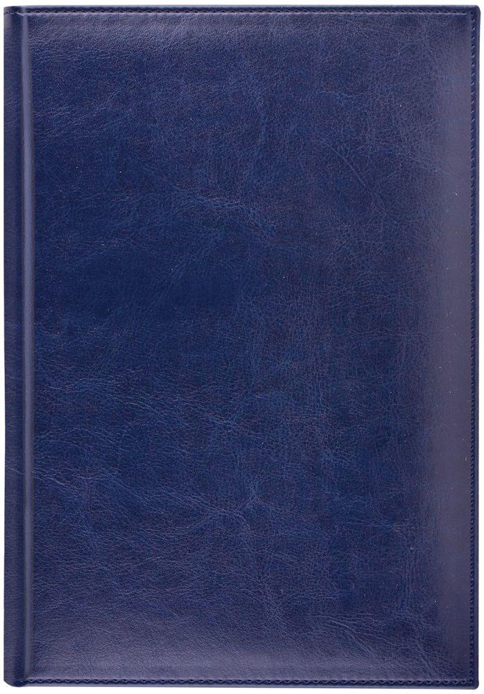 Brauberg Ежедневник Imperial недатированный 160 листов цвет темно-синий формат А43262Недатированный ежедневник Brauberg Imperial - выполнен в классическом дизайне. Мягкая, прошитая по периметру обложка с легкой рельефной фактурой, напоминающей натуральную кожу, и внутренний блок из тонированной бумаги воплощают поистине имперскую роскошь.Все планы и записи всегда будут у вас перед глазами, что позволит легко ориентироваться в графике дел, событий и встреч.