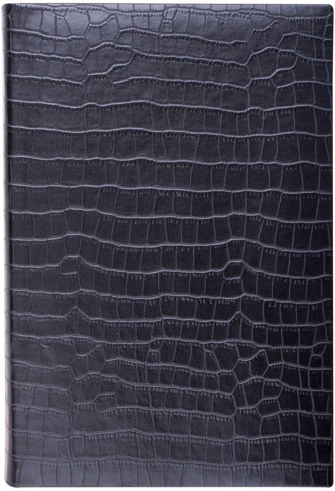 Brauberg Ежедневник Comodo недатированный 160 листов цвет черный формат A5730396Недатированный ежедневник Brauberg Comodo - великолепная возможность прикоснуться к легендарной рептилии на расстоянии. Обложка, стилизованная под кожу крокодила, тонированная бумага и позолоченный боковой срез - сочетание элегантности и роскоши.Особенности: - Печать в две краски.- Закладка-ляссе.- Перфорация угла.- Обширный справочный материал.- Обложка подходит для горячего тиснения.
