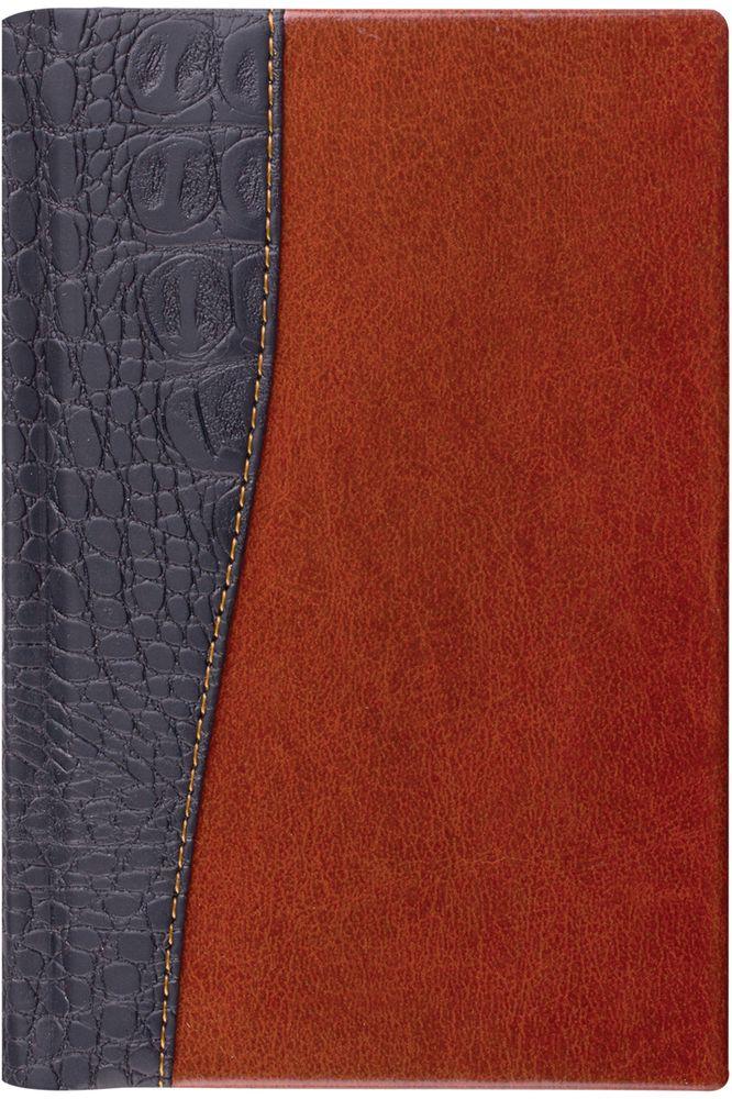 Brauberg Ежедневник Cayman недатированный 160 листов цвет черный формат A6125102Недатированный ежедневник BraubergCayman - обладает составляющими премиум класса: обложка - изысканная комбинация гладкой глянцевой кожи и материала, имитирующего кожу крокодила, внутренний блок - тонированная бумага с позолоченным боковым срезом. Особенности: - Закладка-ляссе.- Перфорация угла.- Обширный справочный материал.- Обложка подходит для горячего тиснения.