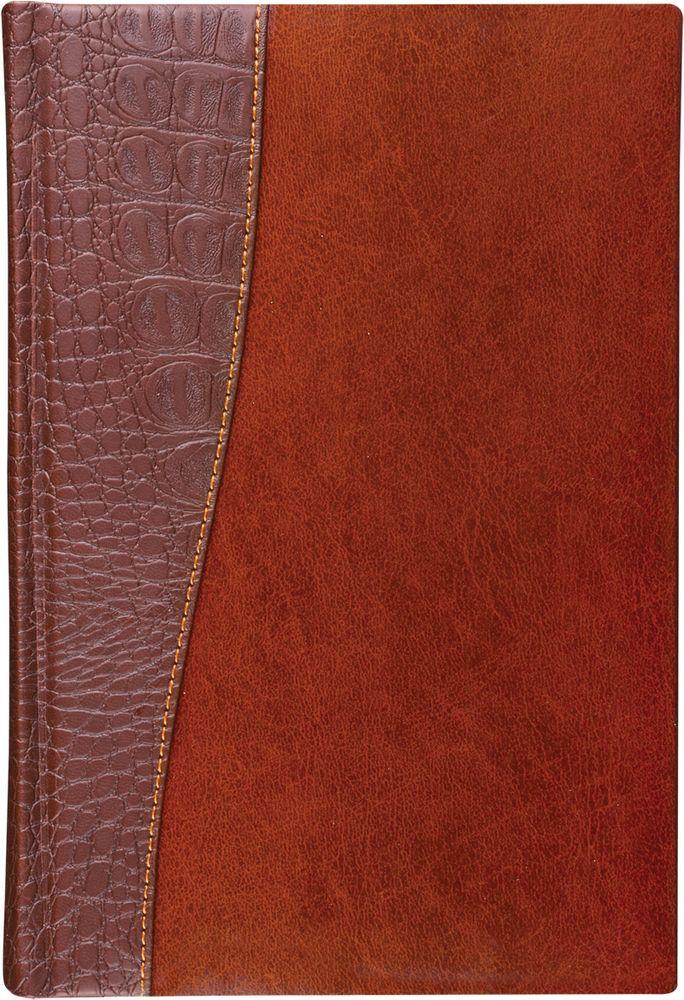 Brauberg Ежедневник Cayman недатированный 160 листов цвет коричневый формат A672523WDНедатированный ежедневник BraubergCayman - обладает составляющими премиум класса: обложка - изысканная комбинация гладкой глянцевой кожи и материала, имитирующего кожу крокодила, внутренний блок - тонированная бумага с позолоченным боковым срезом.Особенности: - Закладка-ляссе.- Перфорация угла.- Обширный справочный материал.- Обложка подходит для горячего тиснения.