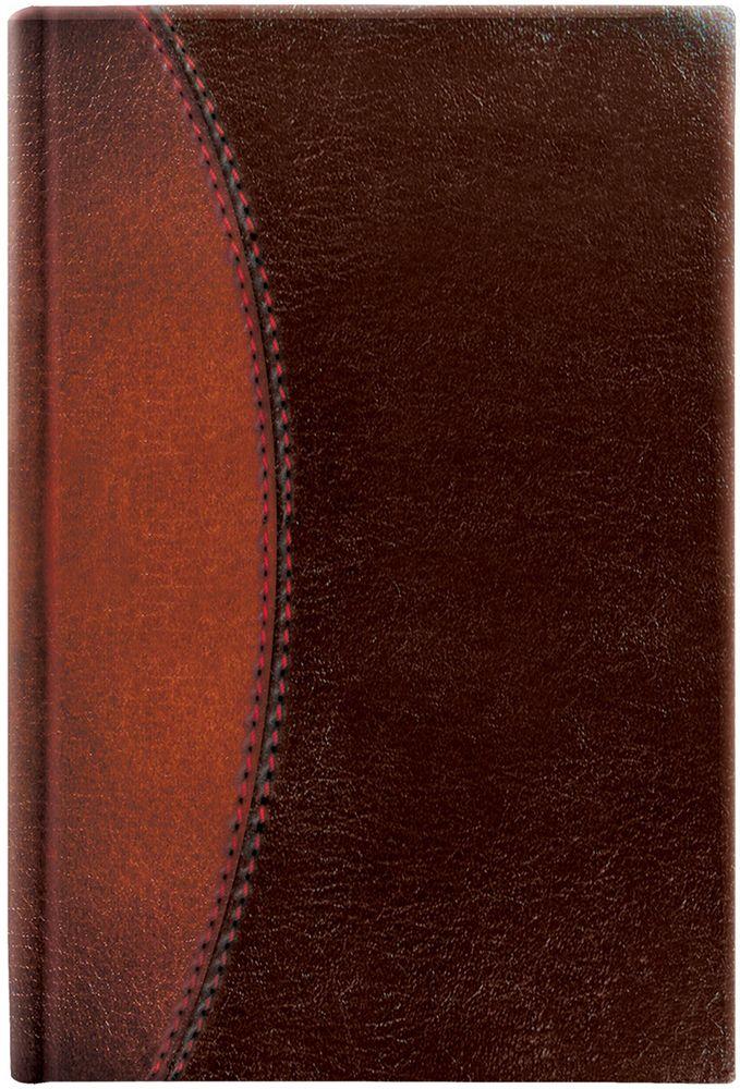 Brauberg Ежедневник Prestige 160 листов цвет коричневый формат A572523WDЕжедневник отличает классическое сочетание цветов и мягкий, приятный на ощупь материал обложки с легкой рельефной фактурой, напоминающей натуральную кожу. Безупречный выбор для тех, кто ценит качество и стиль.