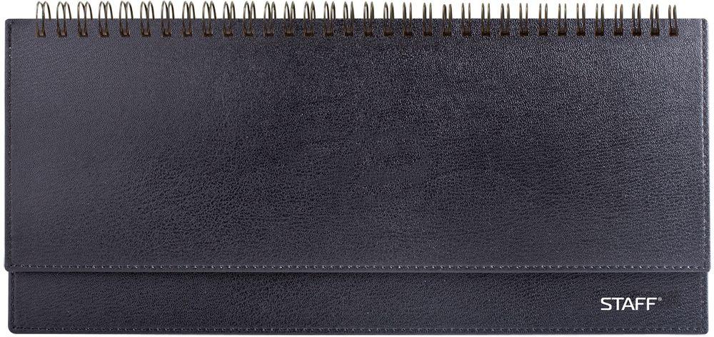 Staff Планинг 64 листов цвет черный -  Бумага и бумажная продукция