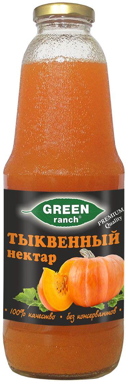 Green Ranch нектар тыквенный, 1 л0120710Тыквенное утоление жажды, польза в каждой капле.