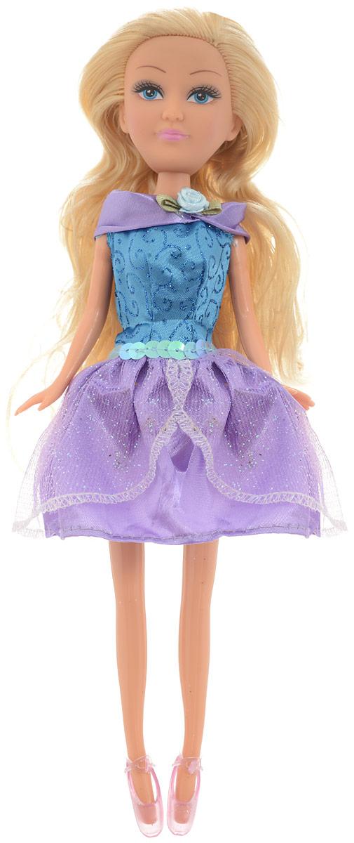 Funville Кукла Sparkle Girlz Принцесса цвет платья голубой funville кукла sparkle girlz модница в рожке в ассортименте funville