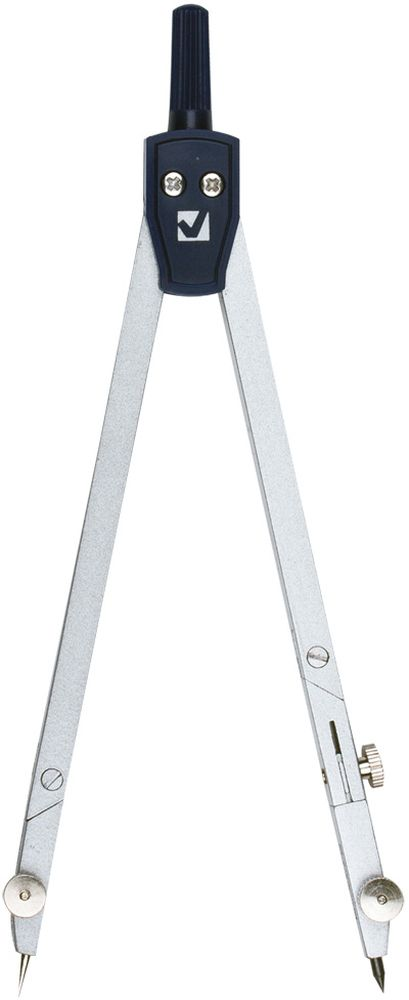 Brauberg Циркуль Passe 15,5 см72523WDКачественный металлический циркуль предназначен для студентов и профессионалов.•Циркуль 155 мм с двумя сгибаемыми ножками и подстраиваемой иглой; •Упаковка - ПВХ-чехол с подвесом.