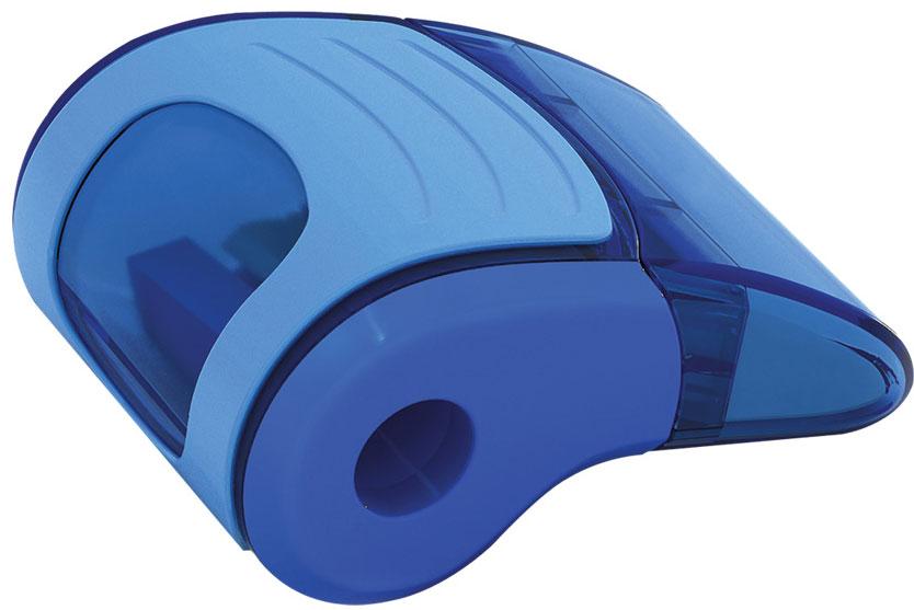Brauberg Точилка Referee с контейнером72523WDТочилка 2 в 1: качественное стальное лезвие обеспечивает отличное затачивание карандашей, а стирательная резинка - чистое стирание без повреждения поверхности бумаги. Цветной корпус изделия имеет резиновые вставки для защиты от скольжения.•Пластиковый корпус в форме свистка. •Контейнер для сбора стружки. •Цвет - ассорти. •Упаковка с подвесом. •Размер (ВхШхГ) - 2,5х4х2,7 см. •Резиновые вставки для защиты от скольжения. •Поставляется в нескольких вариантах цвета (без возможности выбора).Уважаемые клиенты! Обращаем ваше внимание на цветовой ассортимент товара. Поставка осуществляется в зависимости от наличия на складе.