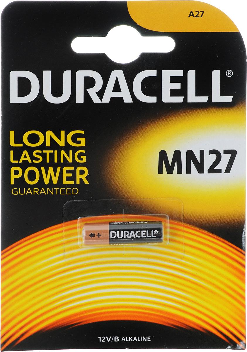 Батарейка алкалиновая Duracell, типоразмер MN27, 12 ВE300157200Батарейка алкалиновая Duracell, используется для сигнализаций и систем безопасности с типоразмером MN27 и напряжением в 12 В. Батарейки для сигнализаций и систем безопасности традиционно имеют свои типоразмеры. Это вызвано как необходимостью миниатюризации этих устройств (брелоки автомобильных сигнализаций), так и повышенными требованиями к их ёмкости (системы безопасности).Не разбирать, не перезаряжать, не подносить к открытому огню. Не устанавливать одновременно новые и использованные батарейки, а также батарейки различных марок, систем и типов. Меры предосторожности: опасность удушения при проглатывании. Хранить в недоступном для детей месте. В случае проглатывания немедленно обратитесь к врачу. При установке соблюдать полярность (+/-).Хранить в недоступном для детей месте. Характеристики: Тип: щелочной элемент питания. Размер: 2 см х 0,5 см х 0,5 см. Размер упаковки: 12 см х 8,5 см х 0,7 см.