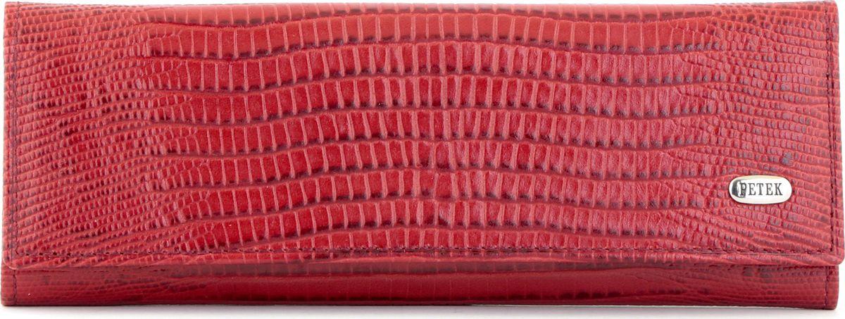 Ключница Petek 1855, цвет: красный. 519.041.10АромакулонМужской футляр для ключей(ключница) Petek из натуральной кожи красного цвета с гладкой фактурой: одно отделение, карабины на 4 ключа