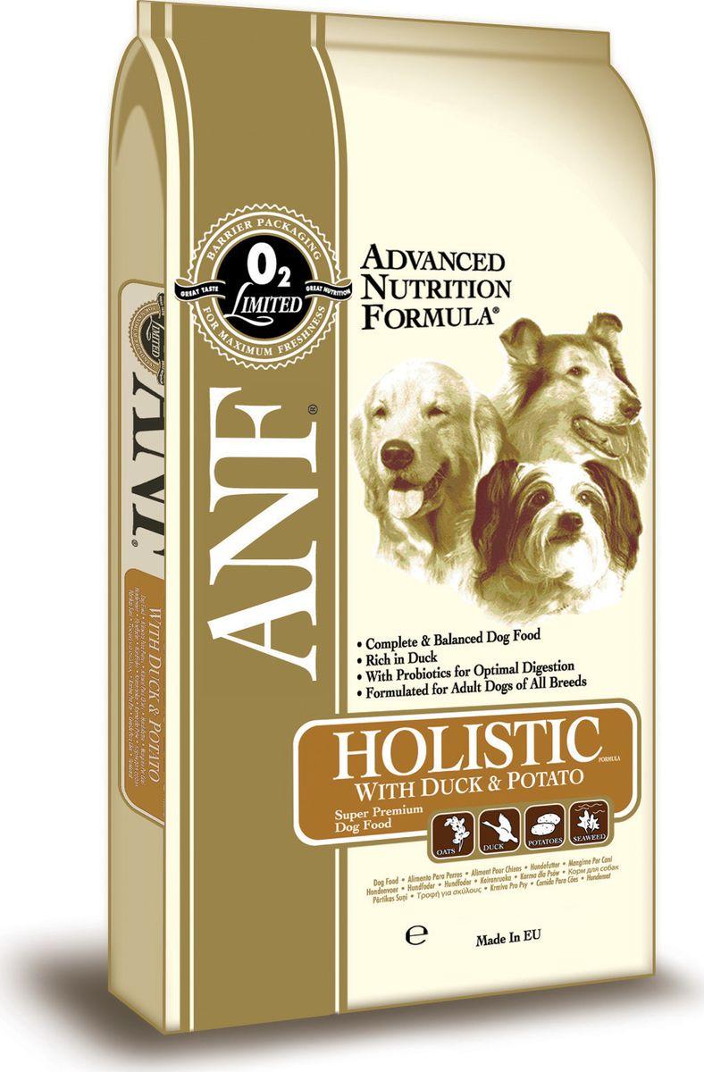 Корм сухой ANF Holistic для взрослых собак, с мясом утки и картофелем, 3 кг12171996Исследования данного корма, проведенные с применением методов Американской ассоциации официального контроля за качеством пищевой продукции (AAFCO) подтверждают, что ANF Duck Meal & Potato Holistic Forula обеспечивает полноценное и сбалансированное питание на всех этапах. Содержит только мясо утки в качестве источника белка животного происхождения для гипоаллергенной диеты. Содержит пробиотик (полезная кишечная бактерия) для улучшения процесса пищеварения. Только рис и овес в качестве легкоусвояемых злаковых. Состав: мука из мяса утки (мин. 28%), дробленый коричневый рис, дробленый белый рис, свекловичный жом, куриный жир (содержащий консерванты из токоферолов), овес (7%), картофель (мин.6%), яичный порошок (2%), льняное семя, горох, соус из куриной печени, карбонат кальция, лецитин, рыбий жир, мононатрийфосфат, хлорид калия, хлорид натрия, морские водоросли (0,2%), холинхлорид, смесь токоферола (витамина Е) (альфа-токоферола ацетат), экстракт Yucca Schidigera, аскорбил монофосфат, сульфат железа, сульфат цинка, сульфат марганца, сульфат меди, смесь витаминов В12, смесь витамина А (ретинилацетат), витамин РР, смесь селенита натрия, смесь витамина D3 (холекальциферол), смесь витамина Н (биотин), пантотенат кальция, витамин В1 (тиамина мононитрат), смесь витамина В12 (рибофлавин), витамин В6 (пиридоксина гидрохлорид), йодат кальция, фолиевая кислота, пробиотик (Enterococcus faecium). Гарантированный состав: сырой белок - 24,00%, сырой жир - 15,00%, сырая клетчатка - 3,50%, сырая зола - 10,00%, влажность - 8,00%, кальций (Са) - 1,73%, фосфор (Р) - 1,14%, жирные кислоты Омега-6 - 2,66%, жирные кислоты Омега-3 - 0,61%, витамин А - 29,167 МЕ/кг, витамин D3 - 2,292 МЕ/кг, витамин Е - 208 МЕ/кг, витамин С - 185 мг/кг, пентагидрат сульфата меди - 20мг/кг. Энергетическая ценность: 350 ккал/100 г.Товар сертифицирован.