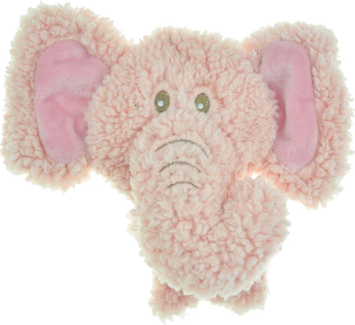 Игрушка для собак Aromadog Big Head. Слон, цвет: розовый, 12 смWB16954-4Aromadog создал первую в мире интерактивную игрушку с натуральным эфирным маслом.В конструкции игрушки имеется пищалка с наполнителем пропитанным маслом лаванды. При каждом нажатии на игрушку аромат высвобождается.При изготовлении используется эфирное масло лаванды 100% терапевтической чистоты.Запатентованная технология для стойкого аромата.Использование игрушки рекомендовано ветеринарными врачами.Игрушка корректирует поведение питомца.Она успокаивает. Борется с гиперактивностью.Использование игрушки рекомендовано собакам со следующими поведенческими проблемами:Разлука с хозяином: Пожалуйста, не уходи!Беспокойство по ночам: Почему все спят?Визит к ветеринарному врачу: Эти неизвестные и пугающие запахи!Боязнь грома и петард: Эти звуки меня пугают!Питомцы из приюта: Они полюбят меня?Скука: О! Новая игрушка, как хорошо. Спокойствие, баланс….