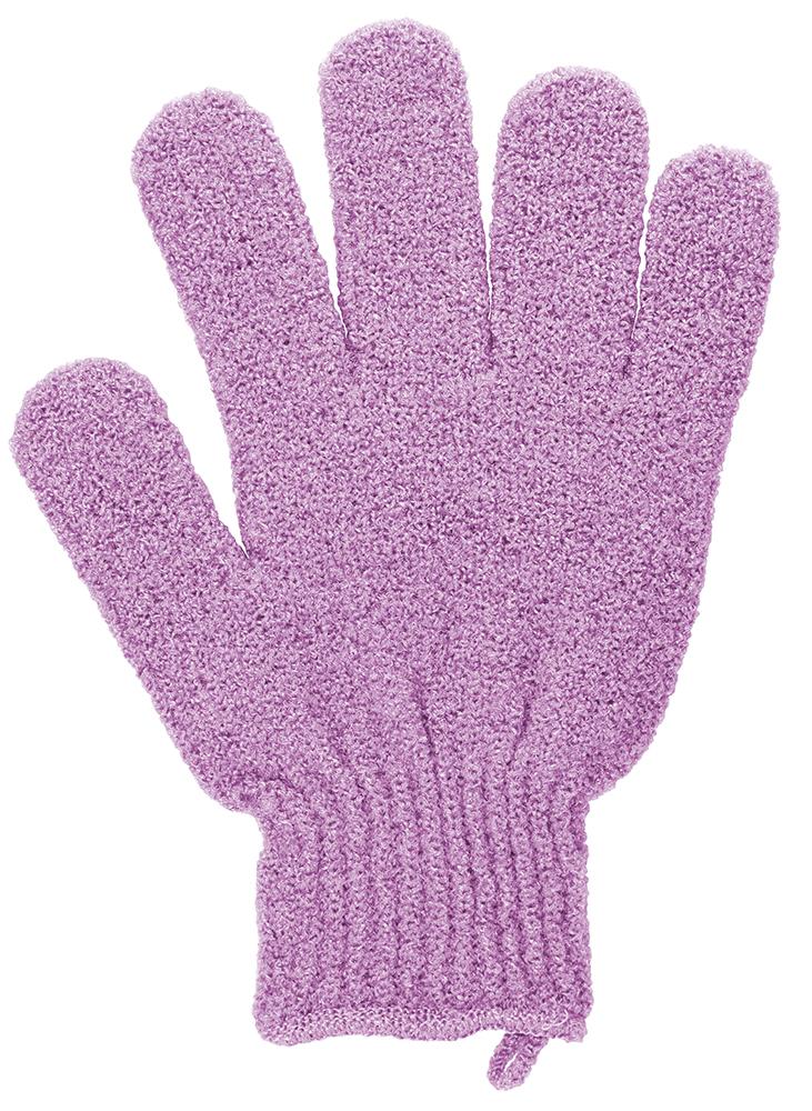 QVS Перчатки отшелушивающие синтетические6Синтетические отшелушивающие перчатки Эффективно отшелушивают омертвевшие клетки и очищают кожу, оставляя ее мягкой и обновленной. Одна пара. Цвет: розовый