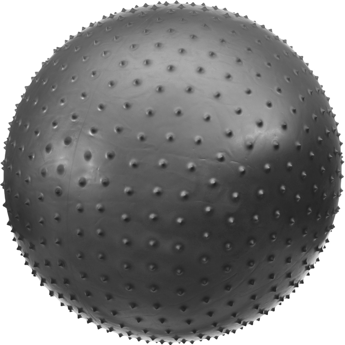 Мяч для фитнеса Bradex, массажный, 75 смSF 0018Массажный мяч для фитнеса Bradex отличается от обычного мяча для фитнеса поверхностью, которая дополнительно обеспечивает массаж в течение выполнения упражнений на нем. Взрослые могут использовать мяч в качестве минитренажера, направленного на снижение веса и общего укрепления организма. Для детей он станет веселой и полезной игрушкой, благотворно влияющей на формирование правильной осанки, гибкости, ловкости и пластичности. Мяч сделан в соответствии с антивзрывной технологией, гарантирующей безопасность во время эксплуатации. Накачать гимнастический мяч можно с помощью любого насоса (ручного или ножного) или же компрессором. Для этого необходимо воспользоваться конусообразным переходником, который, как правило, поставляется в комплекте с насосом или компрессором. Характеристики:Материал: ПВХ, силикон. Диаметр мяча: 75 см. Мах нагрузка: 150 кг. Размер упаковки: 21 см х 27,5 см х 14 см. Артикул: SF0018. Производитель: Китай.