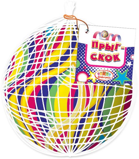 Мячик фруктовое драже с с игрушкой, 5 г0120710Круглый мячик из EVA материала упакован в сетку, сверху у которой есть петелька, на которую его можно повесить + книжка с информацией для потребителя. На мячике цветная печать с дизайном. Прозрачный пакетик с драже лежит под сеткой рядом с мячиком.УВАЖАЕМЫЕ КЛИЕНТЫ! Товар поставляется в цветовом ассортименте. Поставка осуществляется в зависимости от наличия на складе.