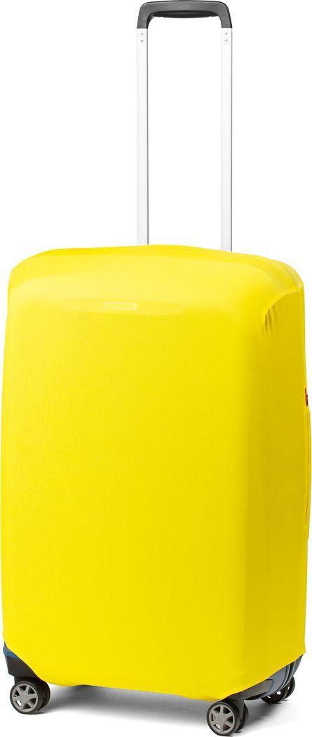 Чехол для чемодана Ratel, цвет: лимонный. Размер M (65-74 см)MHDR2G/AСтильный и практичный чехол RATEL создан для защиты Вашего чемодана. Размер М предназначен для средних чемоданов высотой от 65 см до 74 см. Благодаря очень прочной и эластичной ткани чехол RATEL отлично садится на любой чемодан. Все важные части чемодана полностью защищены, а для боковых ручек предусмотрены две потайные молнии. Внизу чехла - упрочненная молния-трактор. Наличие запатентованного кармашка служит ориентиром и позволяет быстро и правильно надеть чехол на чемодан. Ткань чехла – приятна на ощупь, легко стирается и долго сохраняет свой первоначальный вид. Назначение чехла RATEL: Защищает чемодан от пыли, грязи иразных повреждений.Экономит Вашиденьги и время на обмотке пленкой чемодана в аэропорту.Защищает Ваш багаж от вскрытия.Предупреждает перевес. Чехол легко и быстро снять с чемодана и переложить лишние вещи,в отличие от обмотки.Яркая индивидуальность. Вы никогда не перепутаете свой чемодан счужим как на багажной ленте в аэропорту, так ив туристическом автобусе.Легкийи компактный, не добавляет веса, не занимает места. Складывается сам в себя.Характеристики:Тип: чехол для чемоданаРазмер чемодана: М (высота чемодана: 65 см.-74 см.) Материал: Бифлекс, плотность - 240 грамм.Тип застежки: молнияСтрана изготовитель: РоссияУпаковка: пакетРазмер упаковки: 20 см. х 1,5 см. х 16 см.Вес в упаковке: 190 грамм