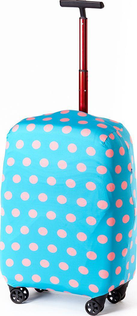Чехол для чемодана Ratel Горох, цвет: розовый, голубой. Размер S (49-55 см)MHDR2G/AСтильный и практичный чехол RATEL создан для защиты Вашего чемодана. Размер S предназначен для маленьких чемоданов высотой от 49 см до55 см. Благодаря очень прочной и эластичной ткани чехол RATEL отлично садится на любой чемодан. Все важные части чемодана полностью защищены, а для боковых ручек предусмотрены две потайные молнии. Внизу чехла - упрочненная молния-трактор. Наличие запатентованного кармашка служит ориентиром и позволяет быстро и правильно надеть чехол на чемодан. Ткань чехла – приятна на ощупь, легко стирается и долго сохраняет свой первоначальный вид.Назначение чехла RATEL:Защищает чемодан от пыли, грязи иразных повреждений. Экономит Вашиденьги и время на обмотке пленкой чемодана в аэропорту. Защищает Ваш багаж от вскрытия. Предупреждает перевес. Чехол легко и быстро снять с чемодана и переложить лишние вещи,в отличие от обмотки. Яркая индивидуальность. Вы никогда не перепутаете свой чемодан счужим как на багажной ленте в аэропорту, так ив туристическом автобусе. Легкийи компактный, не добавляет веса, не занимает места. Складывается сам в себя. Характеристики:Тип: чехол для чемоданаРазмер чемодана: М (высота чемодана: 49 см.-55 см.) Материал: Бифлекс, плотность - 240 грамм.Тип застежки: молнияСтрана изготовитель: РоссияУпаковка: пакетРазмер упаковки: 20 см. х 1,5 см. х 16 см.Вес в упаковке: 125 грамм.