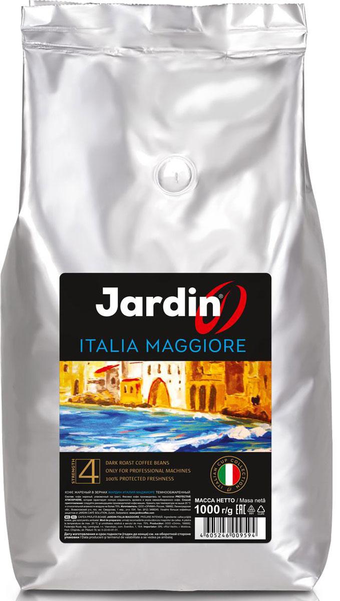 Jardin Italia Maggiore, кофе в зернах, 1 кг0120710Неоклассика эспрессо, авторский взгляд экспертов Jardin на традиции итальянского эспрессо. Вкус - бразильская арабика дает вкусу великолепный баланс насыщенности и кислинки, арабика из Гватемалы вносит легкую ноту сладости. Аромат - деликатный, с тонкими ореховыми нотами. Послевкусие - приятное, хорошо выраженное, немного ягодное.