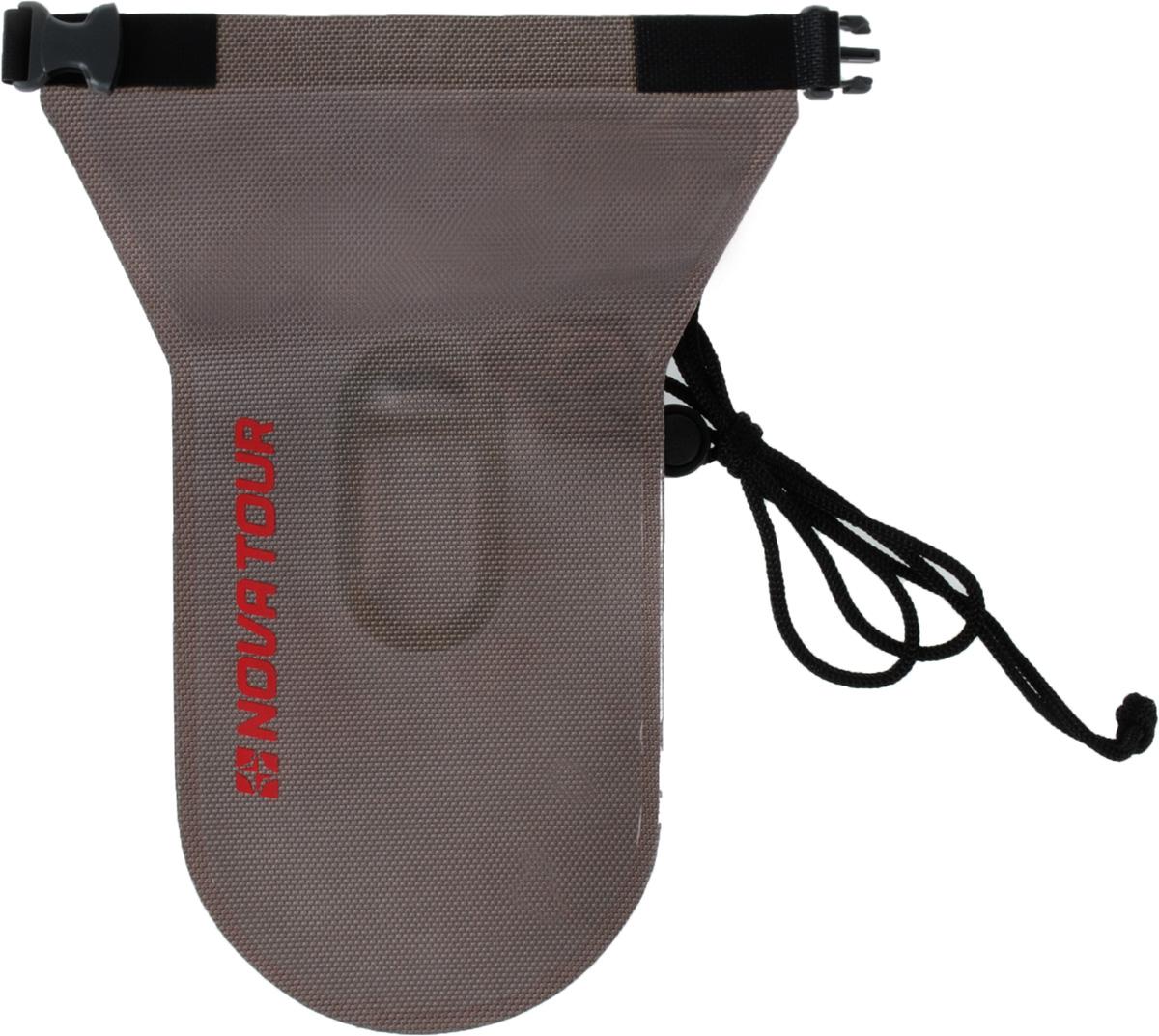 Гермоупаковка для смартфона Nova Tour Лайтпак, цвет: серый, 21 см х 27 смSLA-002Герметичная упаковка Nova Tour Лайтпак, позволяющая уберечь от воды и грязи фотоаппарат, смартфон и документы. Можно работать со смартфоном не вынимая его из чехла. Имеется регулирующийся шнурок для подвески на шею.