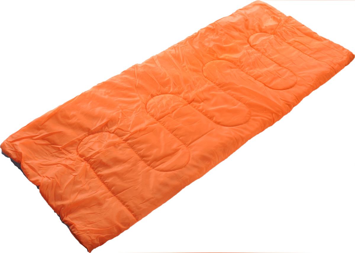 Мешок спальный Wildman Фристайл, туристический, цвет: оранжевый, серый, 190 х 75 см37501Спальный мешок Wildman Фристайл, выполненный из полиэстера и хлопка, обладает высоким комфортом и очень удобен. Такой мешок станет незаменимым аксессуаром для любителей туризма, рыболовов и охотников.