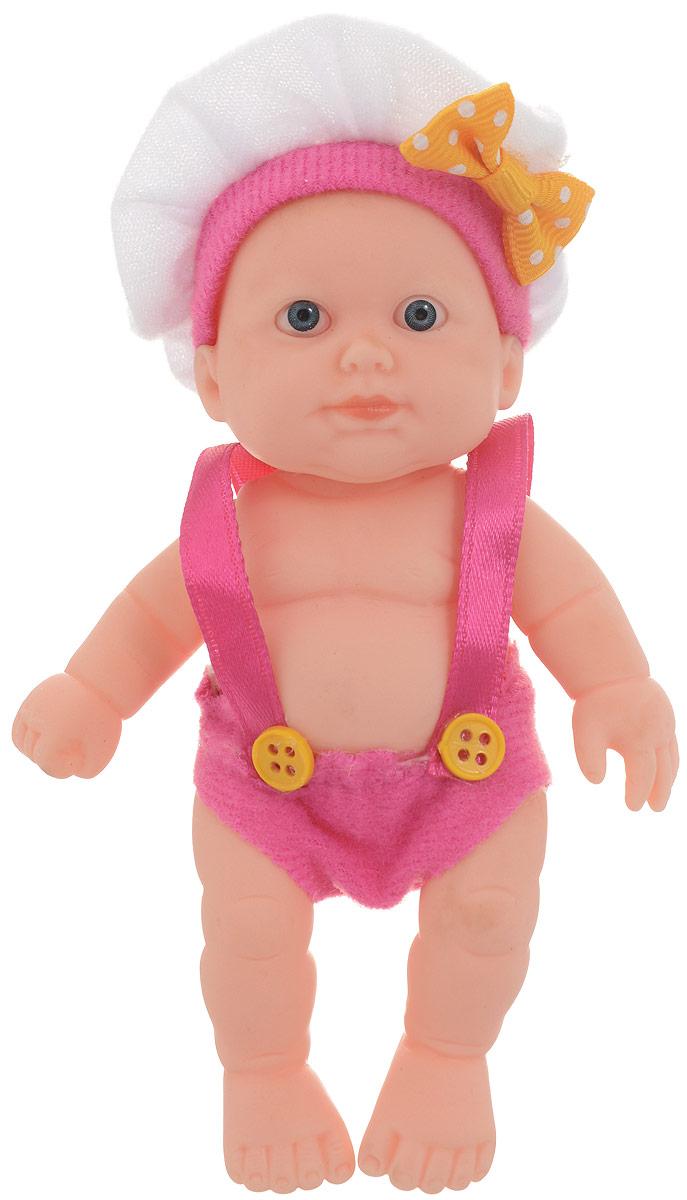Junfa Toys Пупс цвет костюма розовый