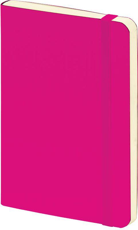 Brunnen Блокнот 96 листов в клетку формат А53261Блокнот Brunnen на резинке из рециклированной кожи, имеет внутренний блок из 96 листов кремового цвета в клетку.
