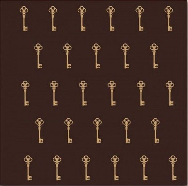 Феникс+ Записная книжка Ноутбук Ключики 80 листов72523WDРазмер: 105x105 мм.Количество листов: 80.Обложка: 7БЦ, глянцевая пленка, тиснение фольгой.Блок: офсет.