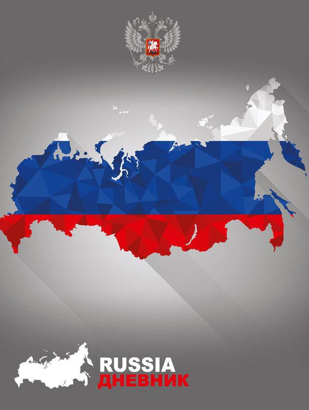 Бриз Дневник школьный Российская РФ 40 листов