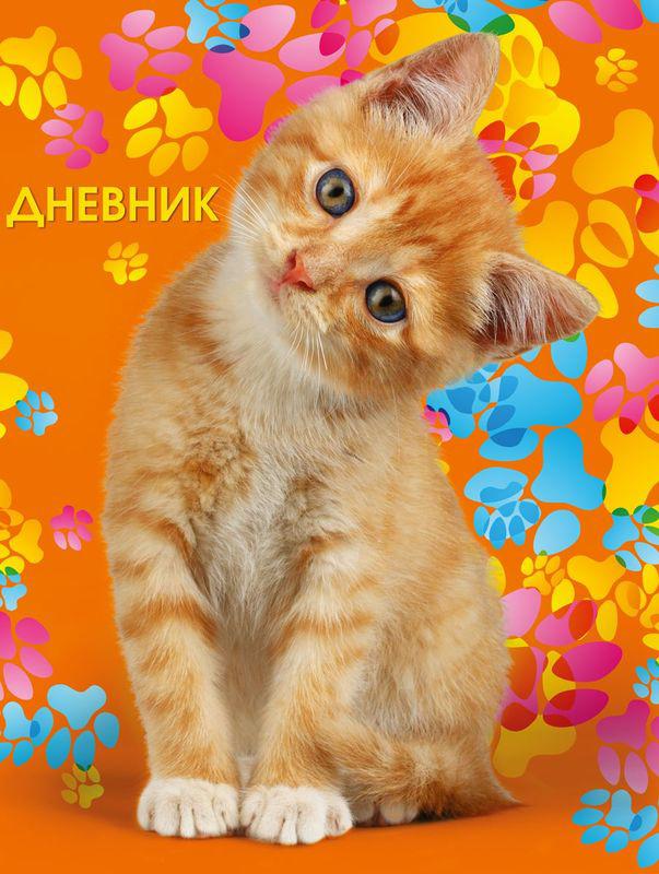 Бриз Дневник школьный Котенок