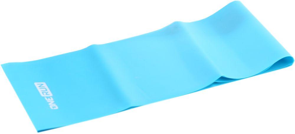 Эспандер-лента OneRun, ширина 12 см, длина 120 смУТ-00008896Легкий и портативный тренажер OneRun в виде эспандера-ленты поможет увеличить силу и выносливость, растянуть и укрепить мышцы. Заниматься с эластичной лентой могут люди любого возраста и уровня физической подготовки.Эспандер используется для увеличения нагрузки в классических упражнениях с собственным весом, например, отжимания, подтягивания, подъем корпуса, подъем конечностей, а также при работе с утяжелителями и тренажерами. Благодаря компактным размерам и малому весу всегда можно взять с собой в любую поездку.Длина: 120 см.Ширина: 12 см.Толщина: 0,6 мм.