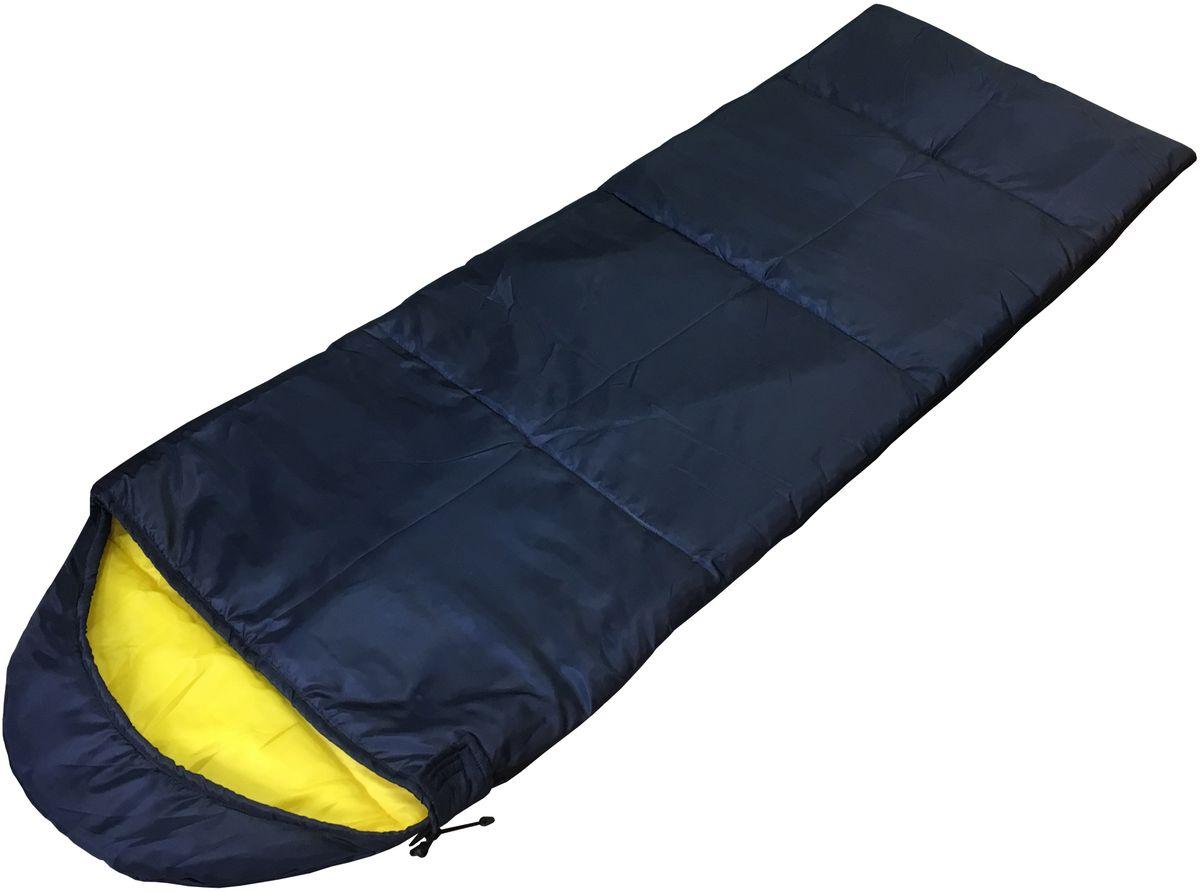 Спальный мешок-одеяло Campland  Comfort 200N , правосторонняя молния - Спальные мешки
