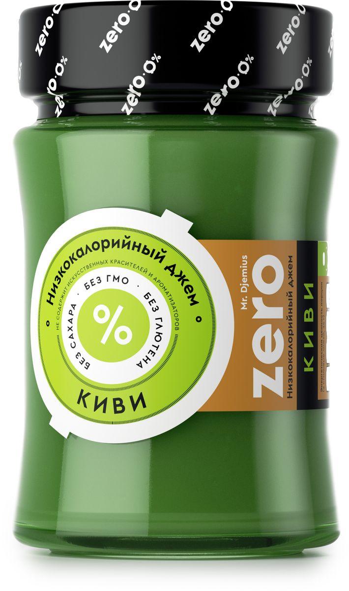 Mr. Djemius zero низкокалорийный джем киви, 270 г0120710О пользе киви вам скажет любой диетолог. Джем из киви от Mr. Djemius Zero приготовлен из свежих натуральных плодов и запомнится каждому своим нежным тропическим вкусом. Он прекрасно подойдет к выпечке, блинчикам, творогу, а также добавит пикантную нотку в соусах к мясным блюдам.
