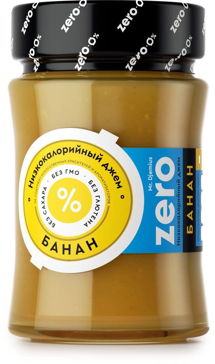 Mr. Djemius zero низкокалорийный джем банан, 270 г4665298961783Для улучшения настроения рекомендуем попробовать данный джем. Если вы любите сладкое и при этом занимаетесь в спортзале, то низкокалорийный джем Банан – это, несомненно, ваш продукт, который подарит большой запас энергии, так необходимой при физических нагрузках. Mr.Djemius Zero Банан будет полезен и перед сном, так как серотонин, который содержится в банане, помогает расслабиться, успокоить нервы и восстановить сон.