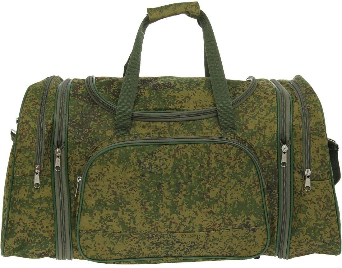 Сумка дорожная ZFTS, цвет: зеленый. 1032541332515-2800Дорожная сумка-трансформер ZFTS самый современный и демократичный вариант аксессуара. Сумка выполнена из прочного текстиля.Объёмное отделение сумки вмещает все необходимые вещи: от нижнего белья до верхней одежды. Продуманная система застёжек-молний помогут увеличить объём сумки и при необходимости положить гораздо больше предметов.Это удобно, когда вы едете в отпуск и собираетесь устроить себе шоппинг. Уезжаете налегке, а на обратном пути увеличиваете сумку в объёме. Теперь в багаж поместятся все милые безделушки, сувениры и подарки, которые вы приобрели.