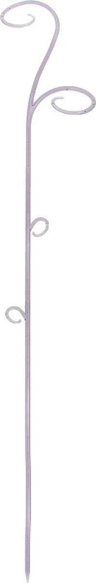 Опора для растений Техоснастка Флер, цвет: фиолетовый, высота 60 см531-105Орхидея — изящный цветок, который украсит каждый без исключения дом.Чтобы орхидея могла расти правильно, вам понадобится качественный Держатель для орхидей Фиолетовый флер. Пользоваться держателем просто: нужно лишь устойчиво закрепить его в земле, после чего подвязать к нему растение. Держатель подойдёт и для других цветов.В суете повседневных забот не стоит забывать о прекрасном. Закажите Держатель для орхидей Фиолетовый флер на сайте и окружите себя нежными цветами!