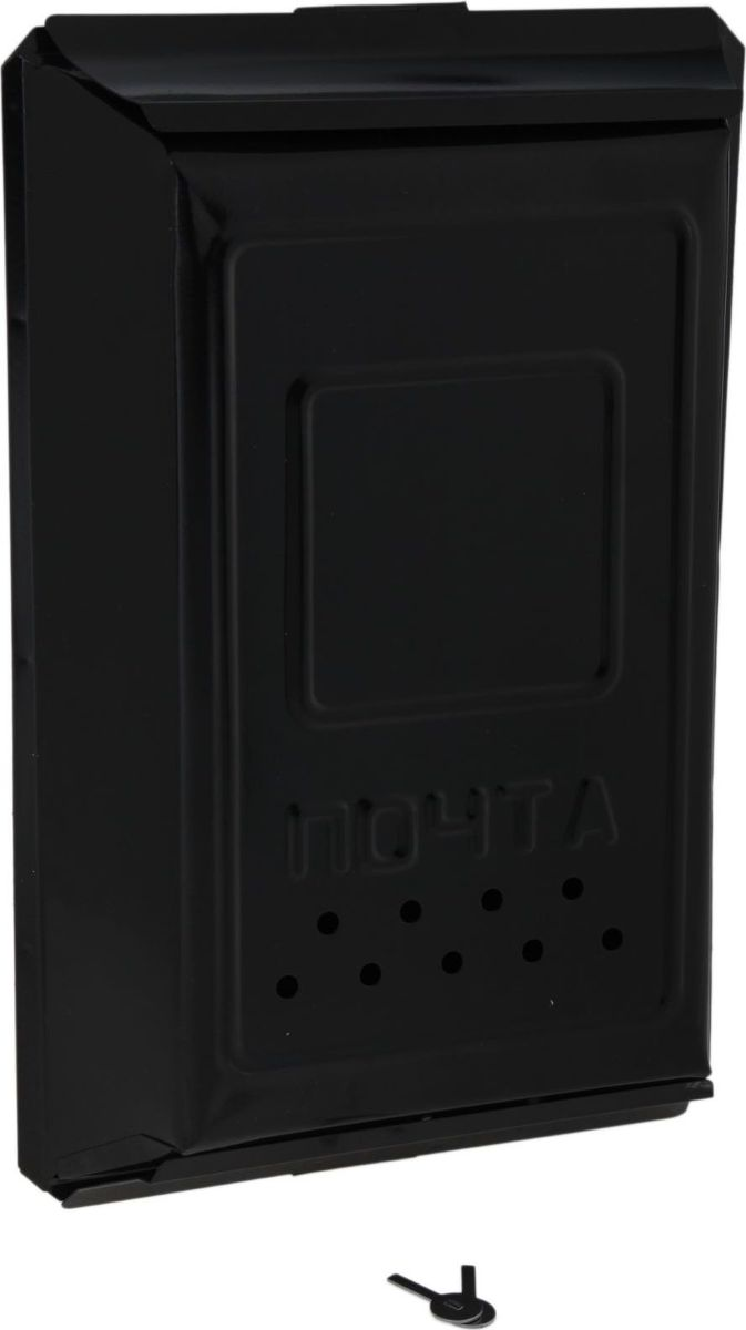 Ящик почтовый Классика, замок-щеколда, цвет: черный, 40,5 х 26,5 х 7 смK100Используйте почтовый ящик для получения корреспонденции, счетов, журналов в загородном доме или на даче. Он компактный, вместительный и прослужит вам долгие годы.Особое порошковое напыление защищает поверхность от царапин. Изделие не ржавеет от дождя и снега. На задней стенке корпуса есть специальные отверстия для крепления. Замок-щеколда отвечает за сохранность содержимого.