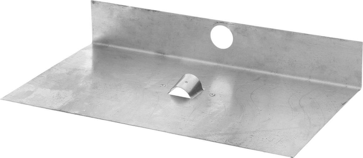 Лопата для снега, однобортная, 50 х 29,5 х 8 см1622159Лопата предназначена для уборки снега. С помощью лопаты вы легко расчистите дорогу. Вы также можете использовать её для комплектации зерновых инструментов. Рабочая часть инструмента выполнена из качественного пластика: она лёгкая и при этом прочная. Материал: оцинкованная сталь.