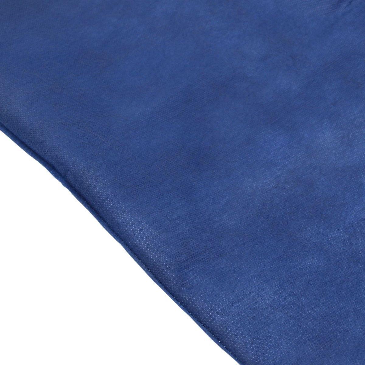 Материал укрывной NeoSpan, 1,6 х 0,5 м09840-20.000.00Садовый чехол — отличный способ защиты растений в холодное время года. Изделие поможет сберечь плодовые деревья, цветочные и ягодные кусты в период низких температур.Достоинства изделияСпособствует сохранению тепла.Защищает от порывов ветра.Служит долгие годы. Для наибольшей эффективности закрепляйте края чехла камнями, насыпями песка или земли.