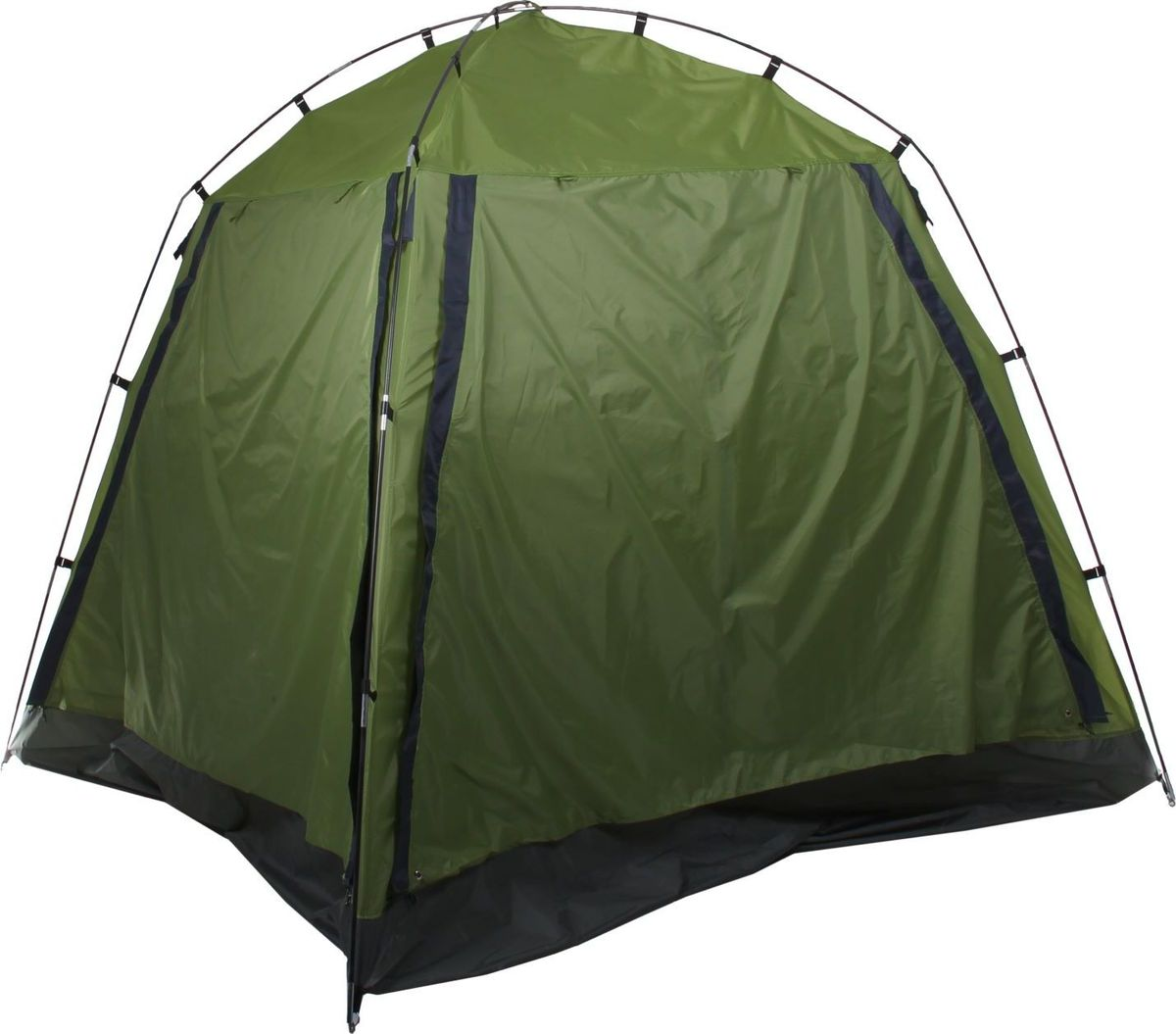 Шатер, со стенками, цвет: зеленый, 220 х 220 х 180 см - Мебель для отдыха