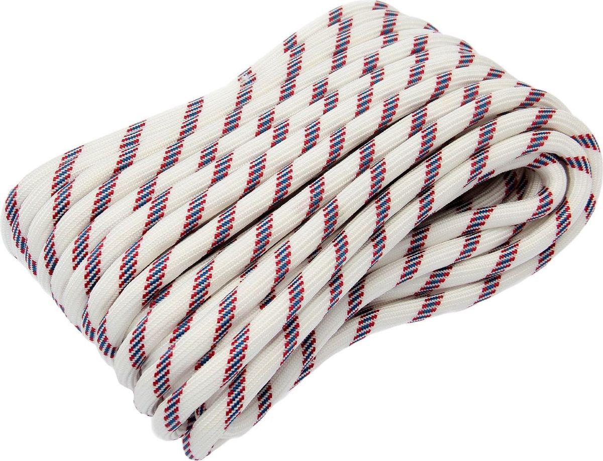Шнур плетеный, 12 мм, 20 м1827793Универсальный бытовой шнур изготовлен из прочного полипропилена. Шнур крепкий и надежный, подойдет как для бытового использования, так и для профессиональной деятельности. Диаметр шнура: 12 мм.Длина шнура: 20 м.