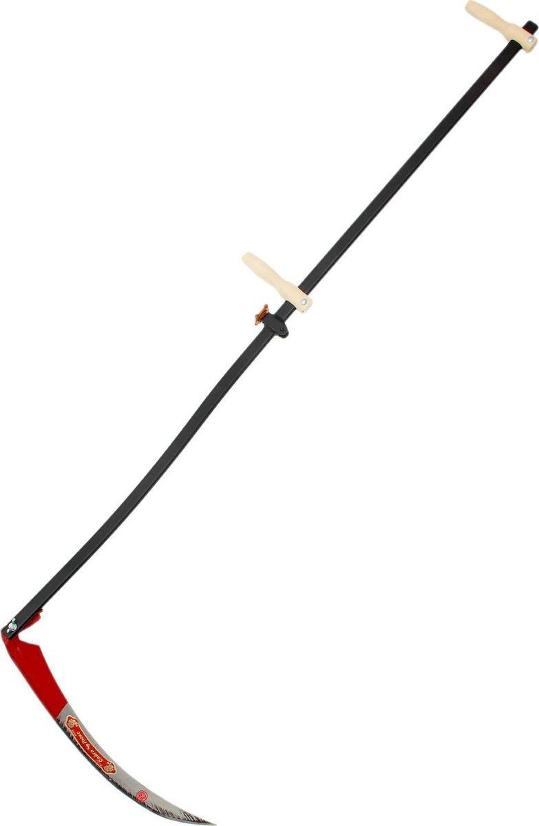 Набор косца Арти Трансформер, со складным косовищем, с косой Сайга-люкс №7, 3 предмета 22399712239971Ручная коса — экономичный инструмент для скашивания травы. Для работы нужна только физическая сила и навык. В складном наборе косца «Трансформер» есть всё, чтобы сразу приступить к действию. Коса «Сайга-люкс». Она подходит для скашивания травы и злаковых культур. Складное косовище из металлической профилированной трубы с двумя деревянными рукоятками. Оно эргономично изогнуто. Его можно отрегулировать по высоте под свой рост. На конце есть отверстие под монтажный болт для надёжной фиксации полотна. Брусок для заточки.Изделие предварительно отбито и заточено. Набор полностью готов к применению. По окончании использования очистите рабочую часть инструмента. Храните в закрытом помещении, недоступном для детей.Длина лезвия косы: 70 см.Общая длинас косовищем: 17 0см.