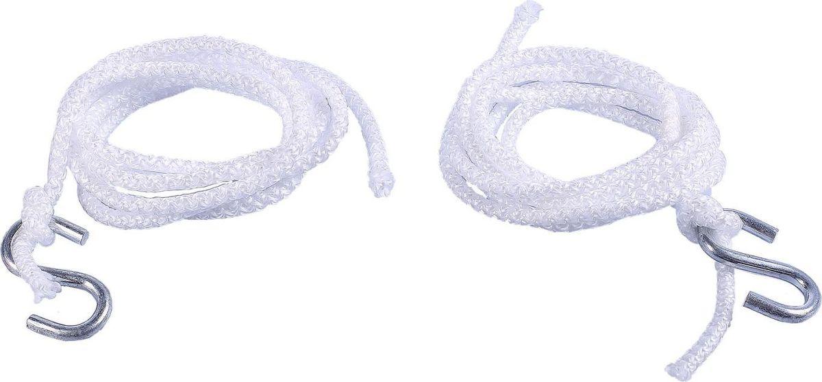 Крепление для гамака Boyscout, 4 предмета09840-20.000.00Крепление для гамаков и тентов: крючок, верёвка необходимо в случае утери, поломки или отсутствия основного элемента в комплекте.