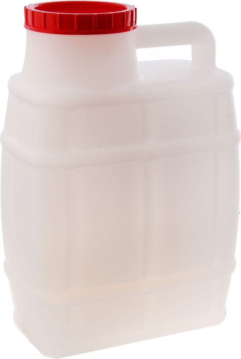 Канистра Альтернатива Бочонок, 10 л2615S510JAКанистра из пластика — то, что всегда есть у запасливого хозяина.Перевезти масло? Доставить в сад жидкие удобрения? Запастись водой для хозяйственных нужд? «Бочонок» отлично подходит для решения этих и других задач. Залогом долгой и надёжной службы станут важные преимущества изделия:качественный, стойкий к деформации пластик,удобная ручка,плотно закрывающаяся крышка,вертикальная устойчивость.Гладкая поверхность позволяет при необходимости быстро очистить канистру от повреждений, а также приклеить фирменную этикетку.Делайте практичный выбор!