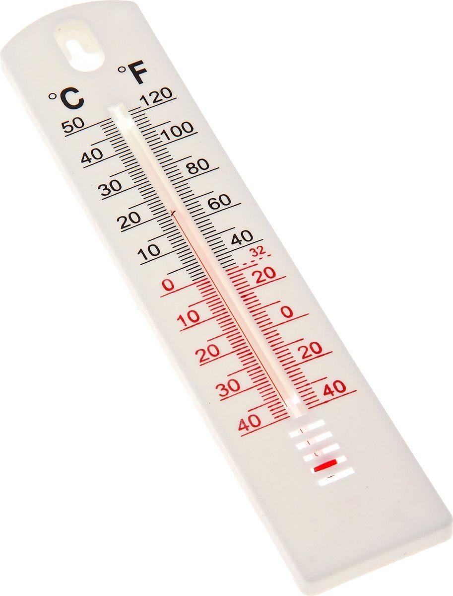 Термометр садовый, спиртовой, уличный, 22 х 4 см09840-20.000.00Термометр предназначен для определения температуры воздуха снаружи помещения. Прибор отображает температуру по шкале Цельсия и по Фаренгейту. Жидкость в столбике термометра представляет собой подкрашенный спирт, что делает изделие безопасным в эксплуатации.Характеристики Тип: спиртовой. Отображение температуры воздуха (С°, F°). Материал: пластик. Лёгкий. Будьте готовы к любой погоде!