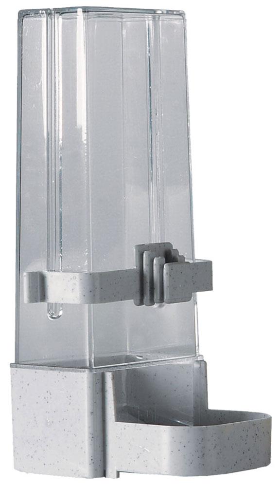 Кормушка Savic Cockatiel Fountain, для птиц. 5912-00005912-0000Кормушка Savic Cockatiel Fountain с широким носиком, изготовлена из экологически чистого прочного материала.Благодаря удобным креплениям кормушку Savic Cockatiel Fountain можно расположить на любой части клетки, на любой высоте, как внутри, так и снаружи клетки.Размер: 7,5 х 15 х 5,5 см
