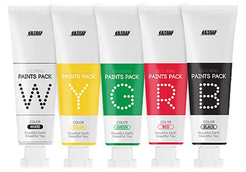 B&Soap Набор масок для лица (красная, желтая, зеленая, черная, белая), 25 гр х 5 штV-610Красная маска тонизирует и заряжает энергией, рекомендуется для ухода за уставшей и тусклой кожей, склонной к раздражениям.