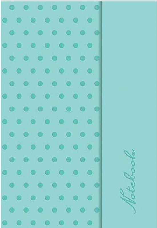 Феникс+ Записная книжка Ноутбук Фактура горох в линейку 60 листов72523WDРазмер: 102x148 мм.Количество листов: 60,Обложка: твердый картон, на магнитной застежке.Глянцевая ламинация.