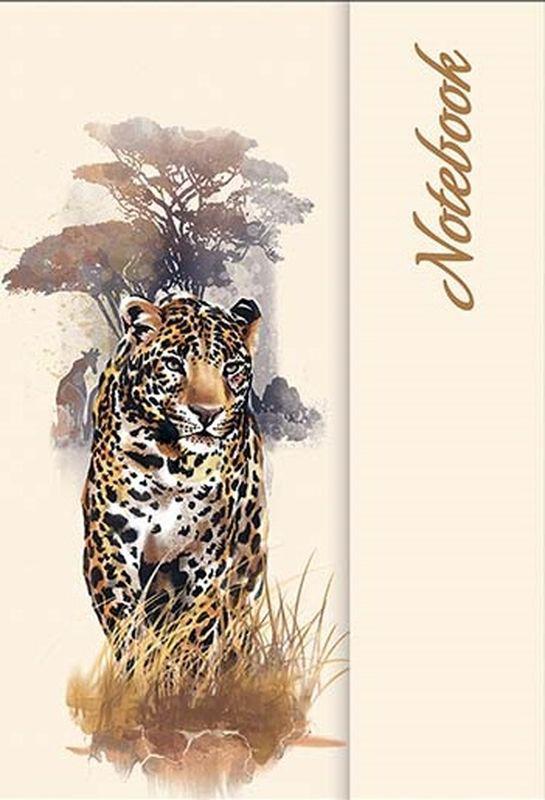 Феникс+ Записная книжка Ноутбук Сафари в линейку 60 листов -  Бумага и бумажная продукция