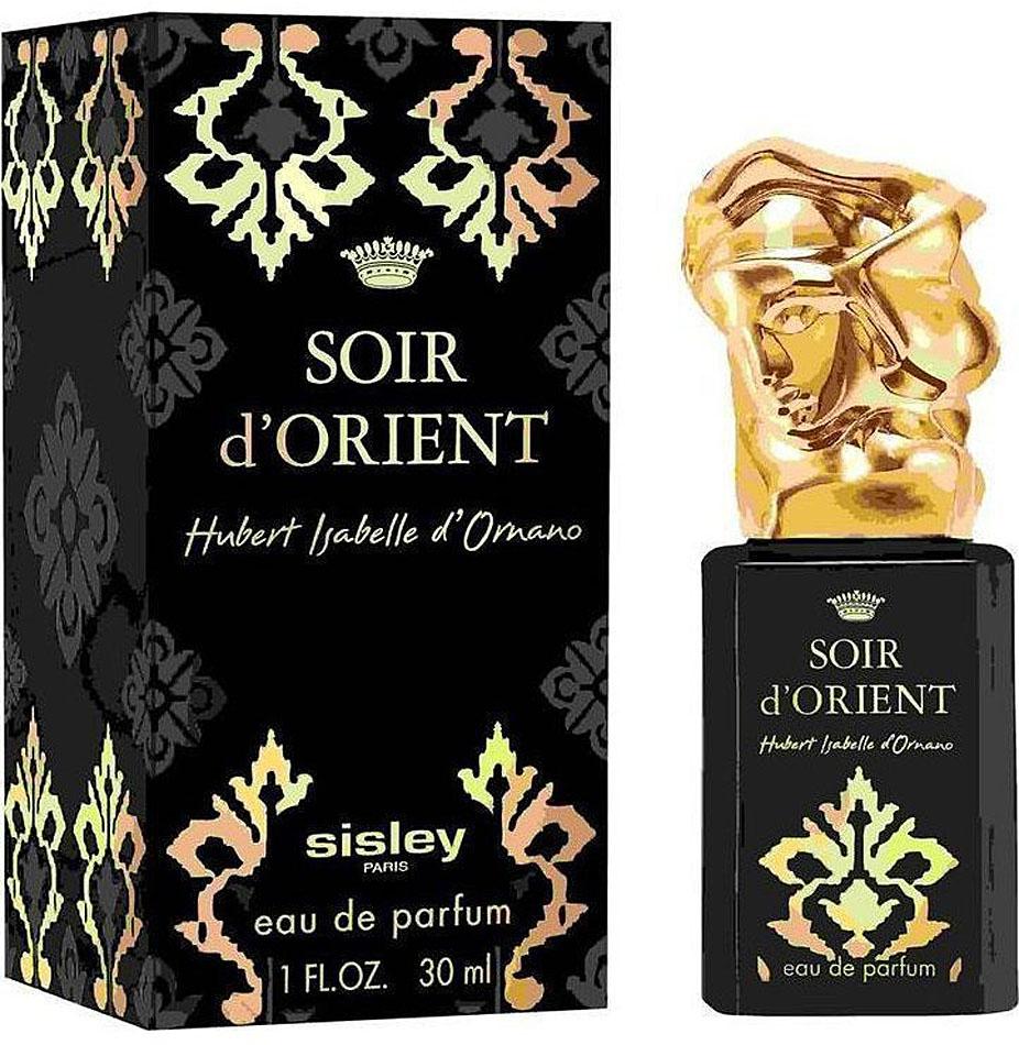 Sisley Soir Dorient Woman парфюмированная вода, 30 млSC-FM20104Восточные. Гальбанум, лимон, шафран, ладан, пачули, сандаловое дерево, : герань, перец, роза
