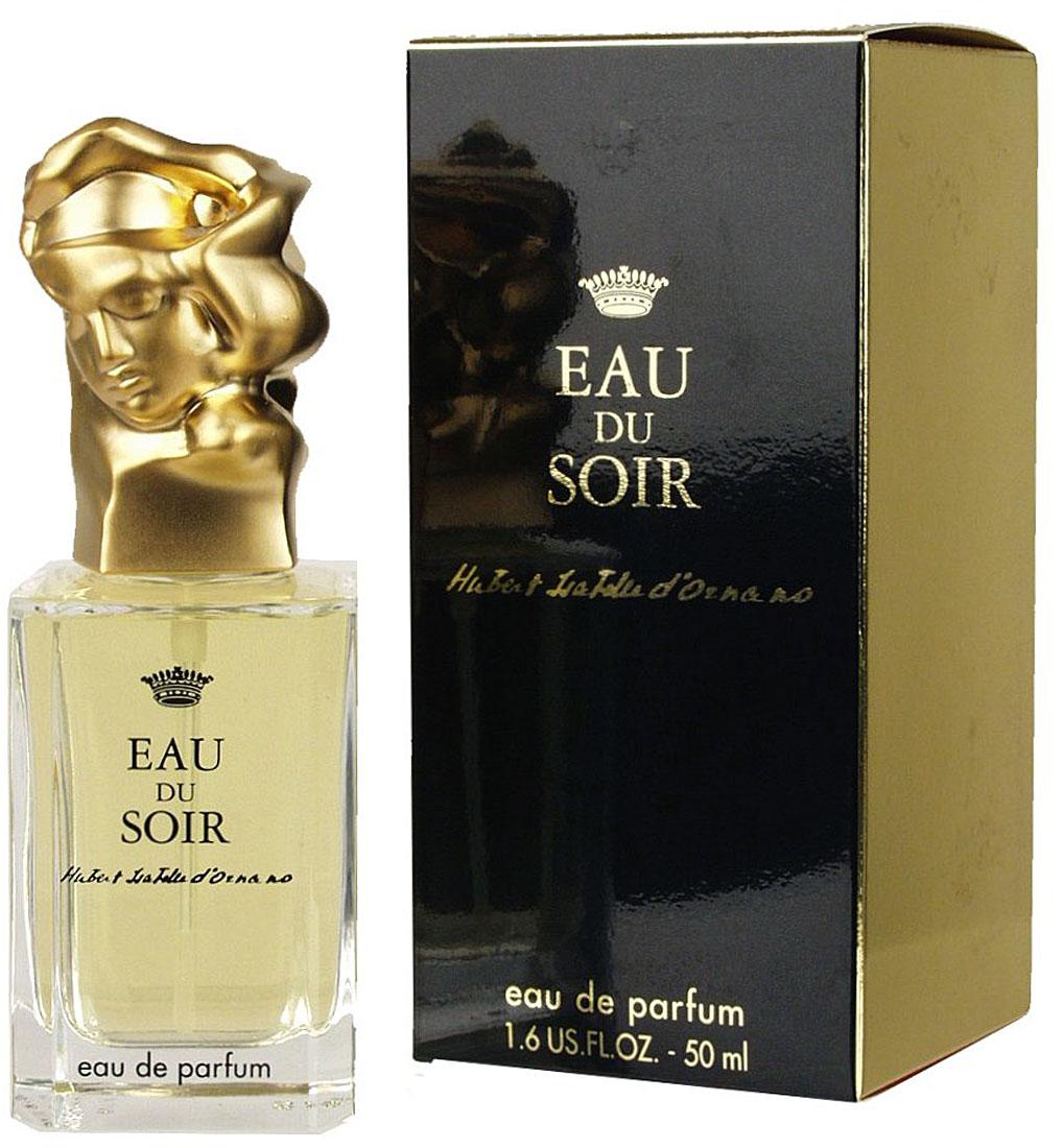 Sisley Eau Du Soir Woman парфюмированная вода, 50 млMNA-100BШипровые, цветочные. Гвоздика, грейпфрут, ель, мандарин, жасмин, ландыш, роза, амбра, мускус, пачули.